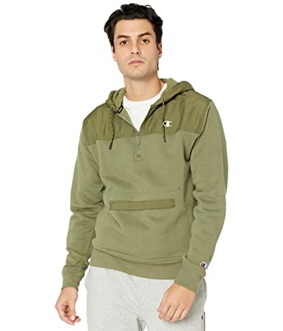 Champion Urban Fleece Hoodie (Cargo Olive) Men