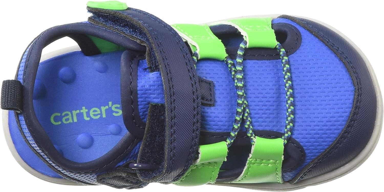 Carters Every Step boys infant 1st walker Swim sporty fisherman sandal