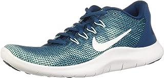 new product 30f69 e38eb Nike Women s Flex 2018 RN Blue Force White-Ocean Bliss-Smokey Blue Running