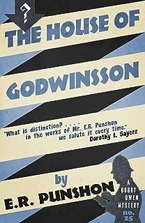 The House of Godwinsson: A Bobby Owen Mystery