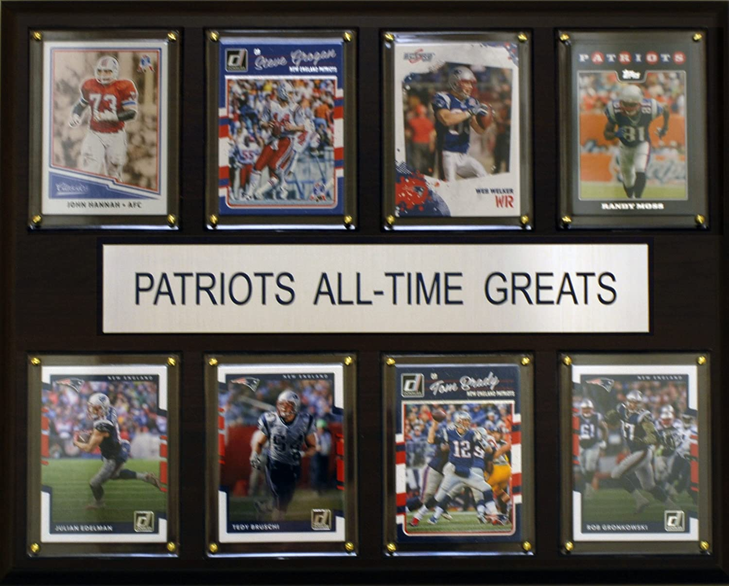 CI Collectables NFL Indianapolis Plaque Colts Industry service No. 1 All-Time Greats