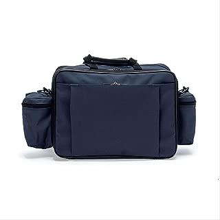 Hopkins Medical Products Mark V ExL Shoulder Bag with Combo Lock - Navy