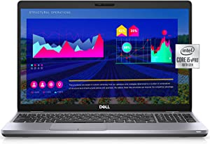 Dell Business Laptop Latitude 5510, 15.6