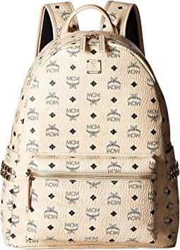 MCM - Stark Side Stud Medium Backpack