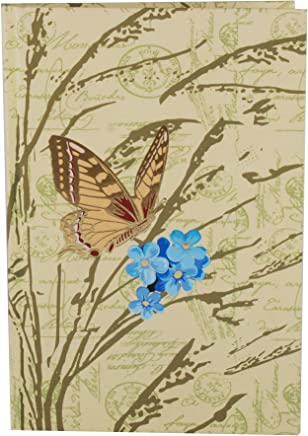 pinaken cuadernos lácteos rayadas Story escritura tanto para tapa dura de tapa blanda en papel y tela portátiles para Hombres Mujeres y Niñas, Blanco