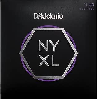d addario nyxl 11 49