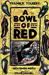 A Bowl of Red