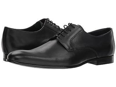 Paul Smith Gould Plain Toe Oxford (Black) Men