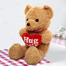 TIED RIBBONS Valentine Day Special Teddy for Lover Girlfriend Her Girls Wife Fiancee - Teddy Bear for Valentine Day