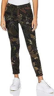 Amazon Es Desigual Pantalones Mujer Ropa