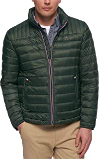 Men's Ultra Loft Packable Puffer Jacket (Regular and Big and Tall Sizes)