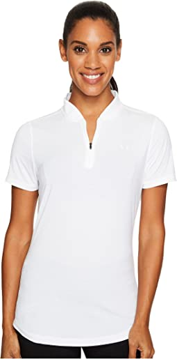 Threadborne Mock Polo Shirt