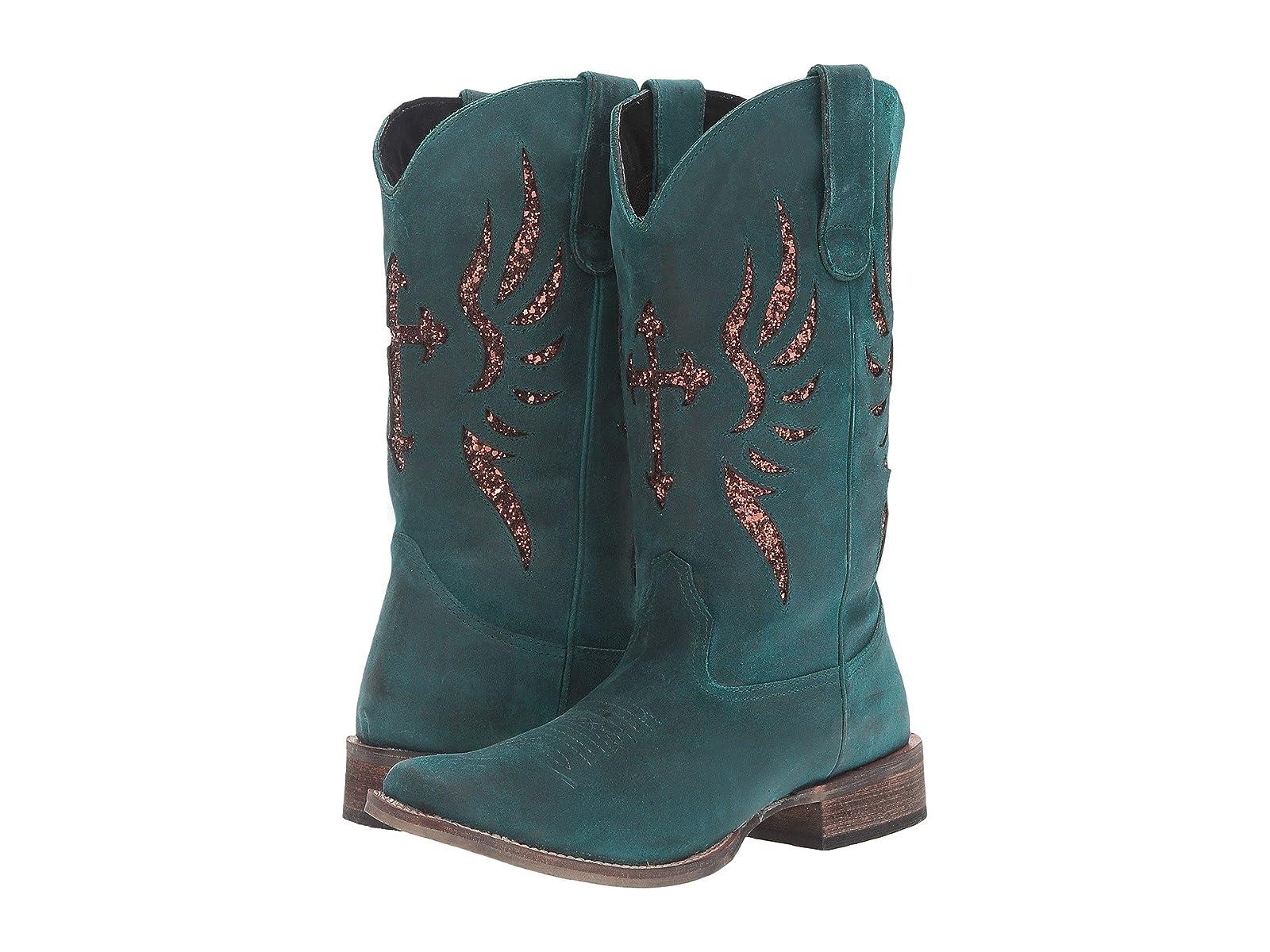 Roper Glitter WingsCheap and distinctive eye-catching shoes