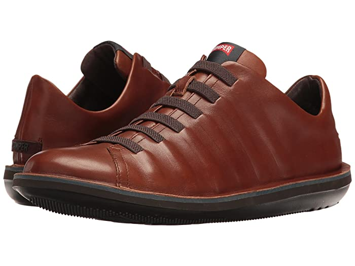 Camper  Beetle - 18751 (Medium Brown) Mens Lace up casual Shoes