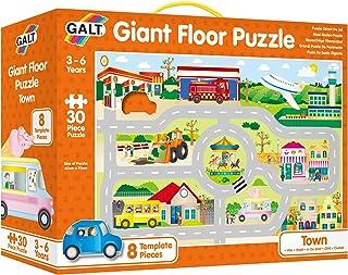 Galt- Puzzle géant Sol/Ville, GA1005023