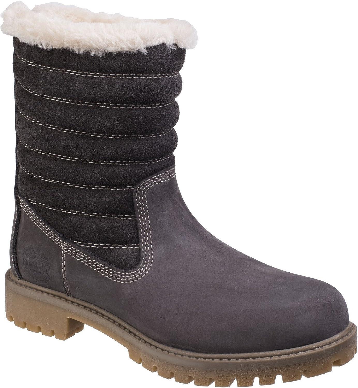 Darkwood Womens Ladies Yew Casual Walking Boots