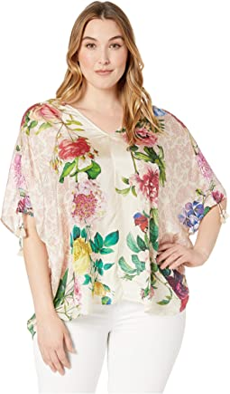 Plus Size Botan Top