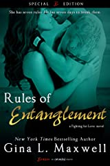 Rules of Entanglement (A Fighting for Love Novel Book 2) Kindle Edition