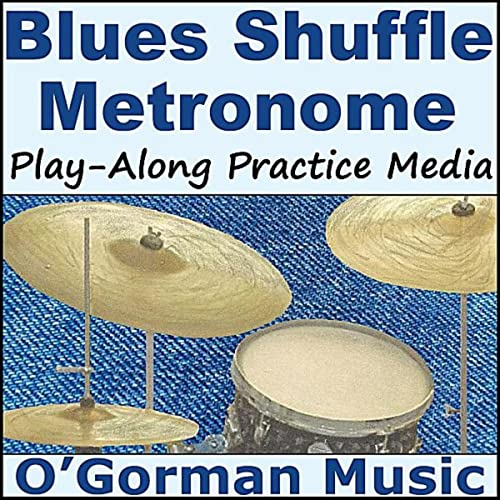Blues Shuffle (90 Bpm)[Backing Track] by O'Gorman Music on