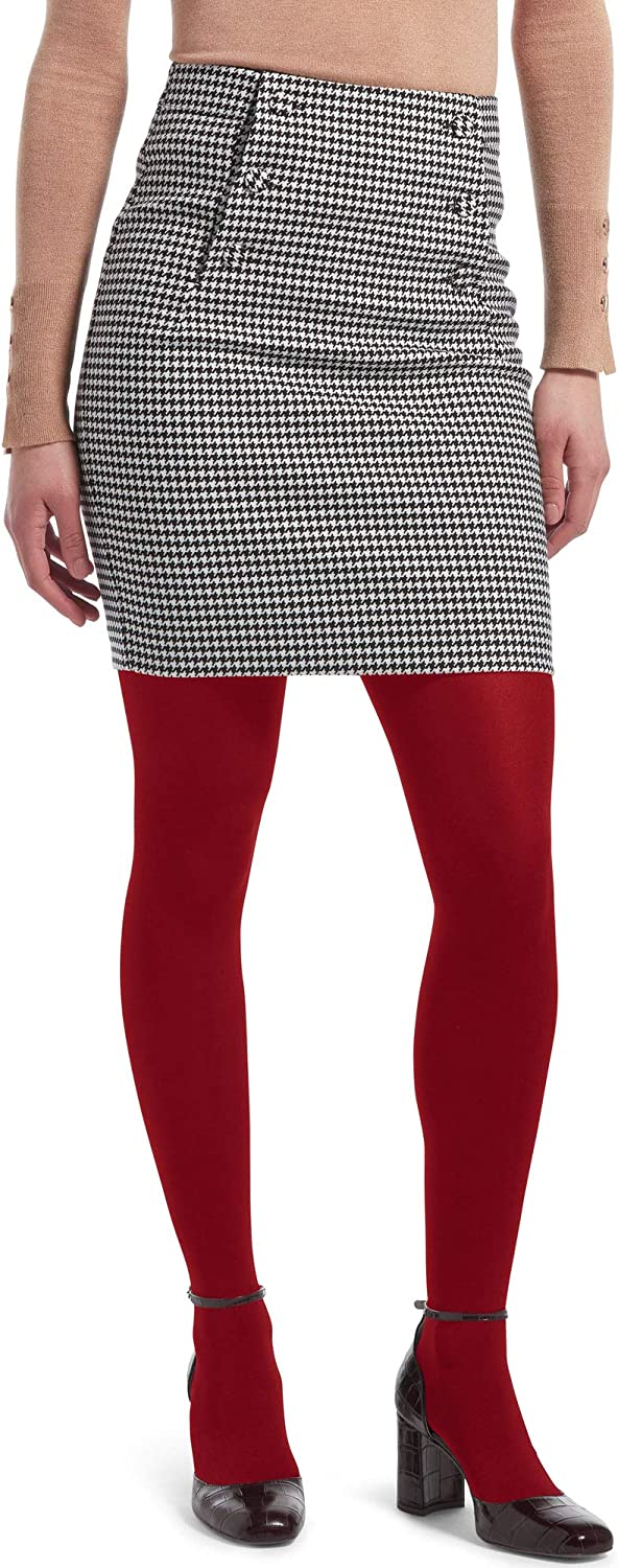 HUE New product Max 46% OFF type womens Luster Tights Top With Control