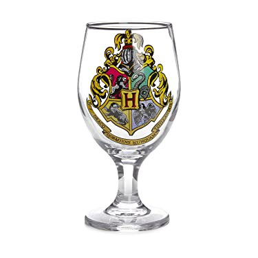 Harry Potter Color Change Tumbler Glass - Officially Licensed Merchandise