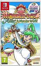 Wonder Boy Asha In Monster World Switch -