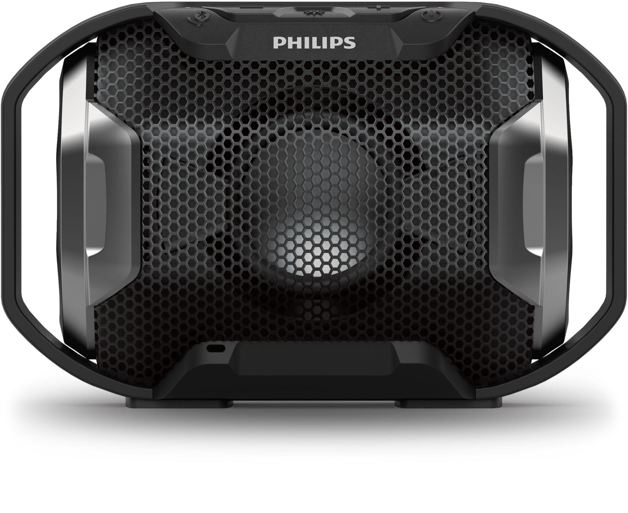 Philips Portable Waterproof SB300B 37
