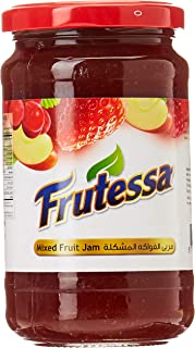 Frutessa Mixed Fruit Jam, 420 gm
