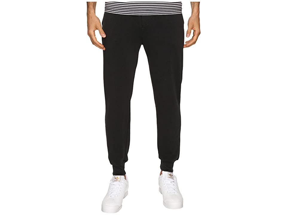 Alternative Dodgeball Eco Fleece Pants (Eco True Black) Men