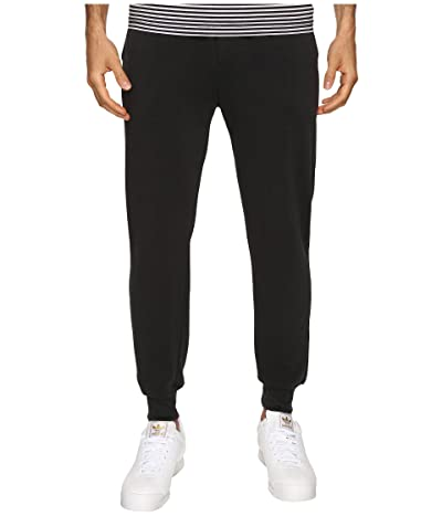 Alternative Dodgeball Eco Fleece Pants (Eco True Black) Men