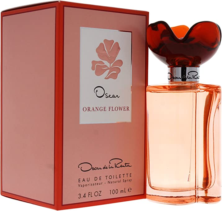 Oscar De La Renta Orange Flower, 100 milliliters