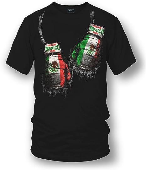 Wicked Metal Mexico - Camisa de Boxeo, diseño de Orgullo Mexicano