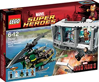 Best lego iron man house Reviews