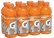 Gatorade Thirst Quencher, Orange, 8 ct, 20 oz