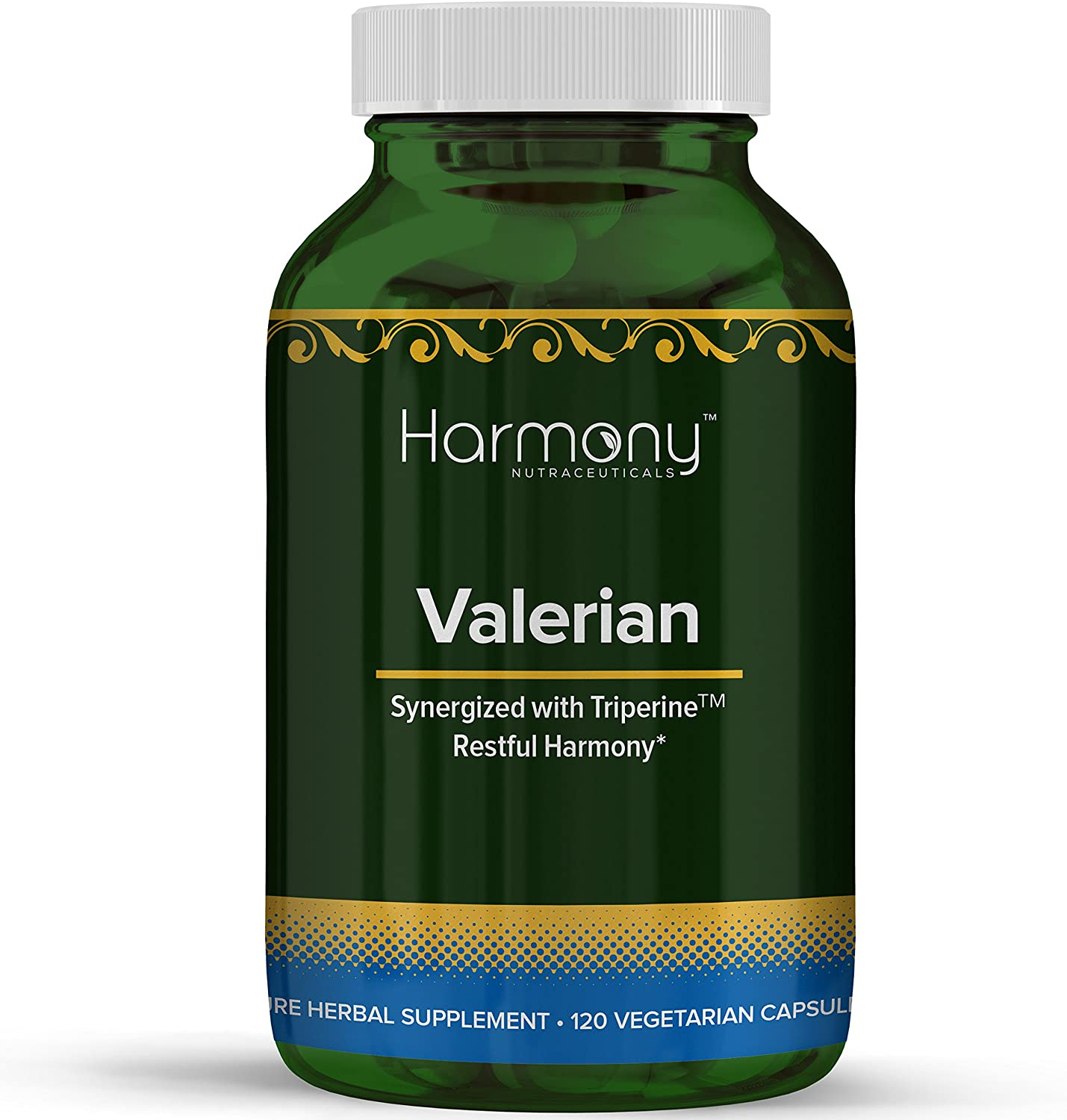 Valerian Ayurvedic Promotes Rest Sleep Relaxes Muscles Veget 120 Max 56% OFF Fresno Mall