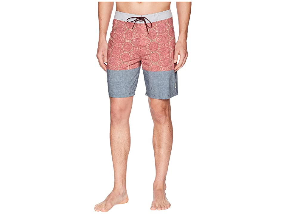 Rip Curl Scopic Boardshorts (Red) Men