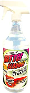 Ultimate Gutter Cleaner Gutter Stain Remover, Citrus Scented, 32 Ounces