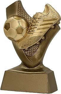 tecnocoppe trofeo f/útbol portero H 15,50/cm premiazione placa personalizada compresa en el precio