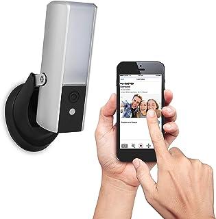 Smartwares CIP-39901 - Guardian luz y cámara de seguridad 1080p full HD