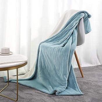 電気毛布 電気ブランケット 電気ひざ掛け 160x130cm 洗濯機、手洗い 3つの加熱段階 自動電源 PSE認証済み