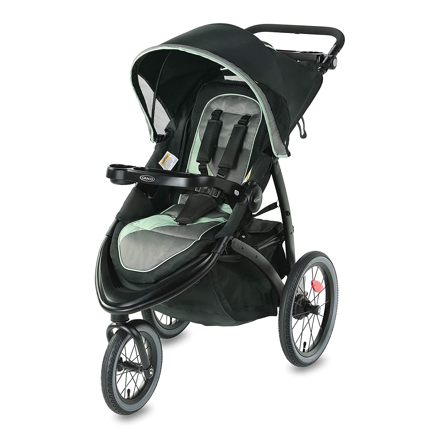 Graco FastAction Jogger LX Stroller, Ames