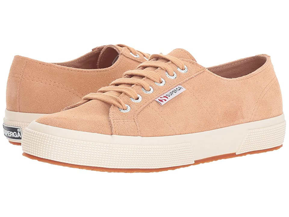 Superga 2750 SueU Sneaker (Brown Dusty) Women