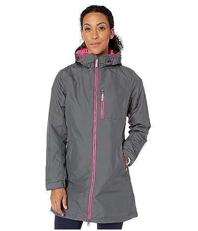 Helly Hansen Long Belfast Winter Jacket (Charcoal) Women