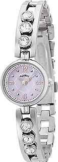 [エンジェルハート] 腕時計 ラブスウィング ピンクパール文字盤 スワロフスキー WL20SSA
