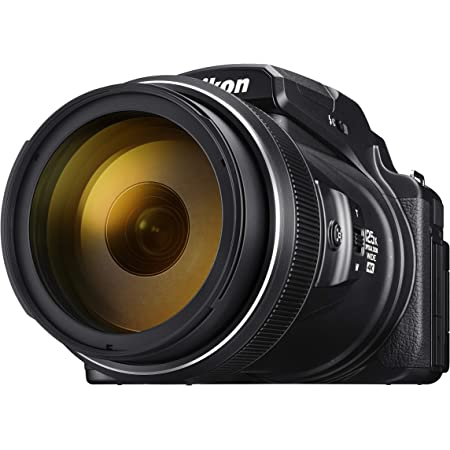 Nikon Coolpix P520 Digitalkamera 3 2 Zoll Schwarz Kamera