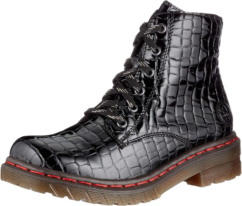 Rieker 76246-00 Ankle Black Ultra-Cheap Deals Boots Women Sales for sale