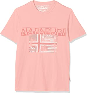 Sawy Pale Pink New Camiseta para Hombre