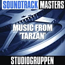 Soundtrack Masters: Music from 'Tarzan'