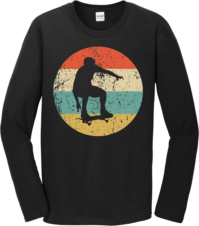 Skater Skateboard Skateboarding Gift idea Unisex T-Shirt