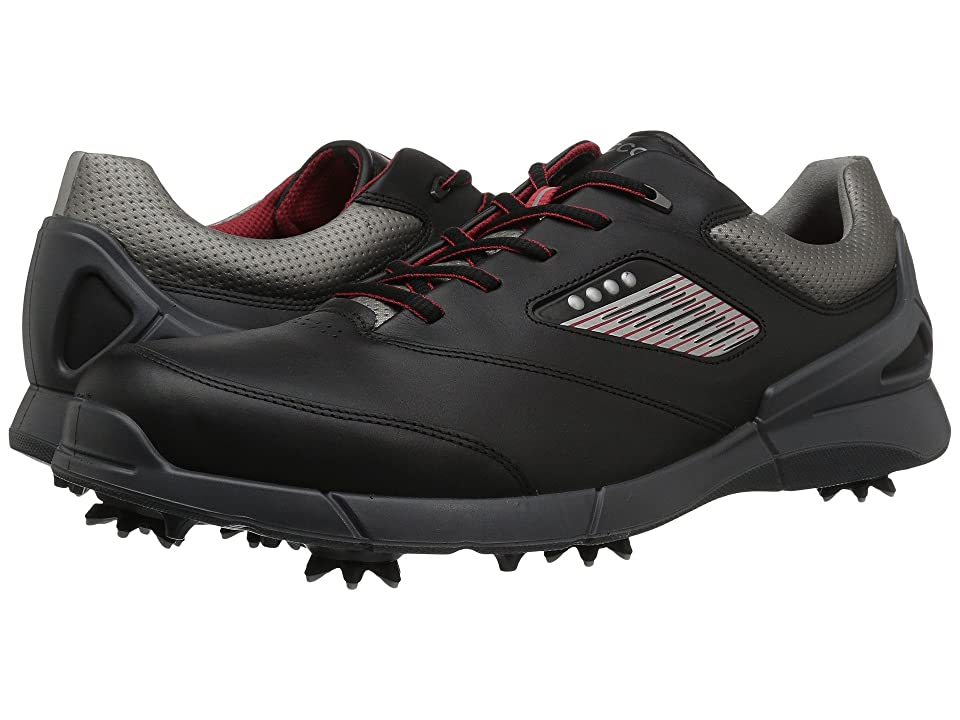 ECCO Golf Base One Hydromax (Black/Steel) Men
